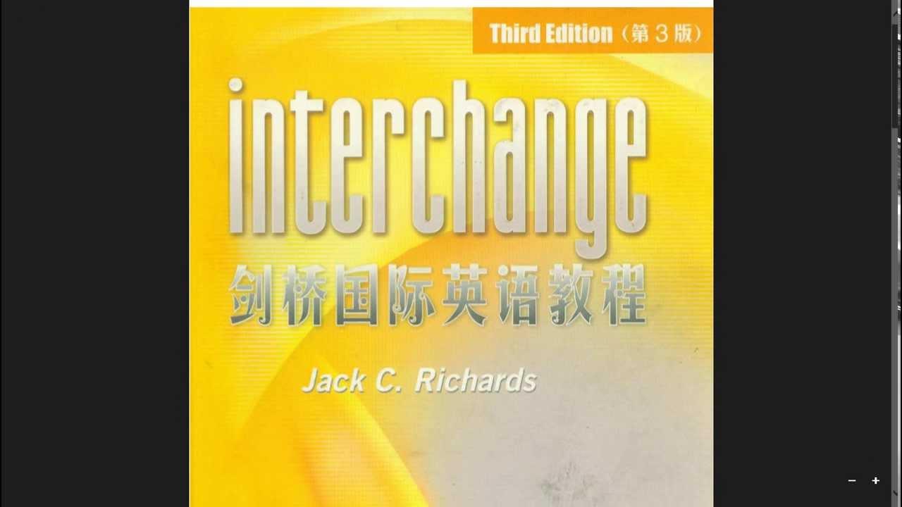 [Download] Interchange Level Intro – Third Edition [PDF] [Descargar] [MEGA] 100% Full Crackeado