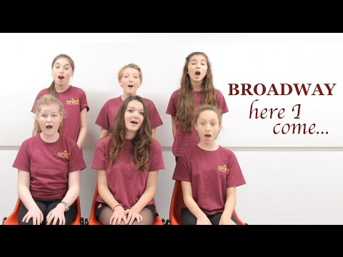 """Broadway Here I Come"" (Smash) COVER By Spirit Young Performers Company Mp3"