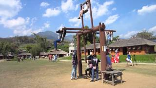 Human Powered Ferris Wheel