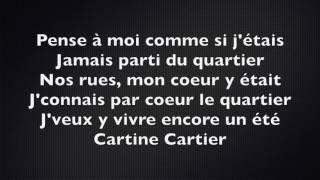 SCH   Cartine Cartier Ft. Sfera Ebbasta (LYRICS)