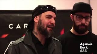 Carajo - Entrevista Agencia Rock #contenidoAR