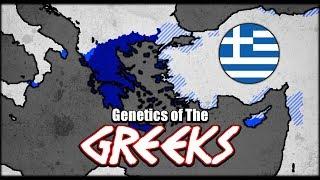 Genetics of the Greeks: European or Middle Eastern?