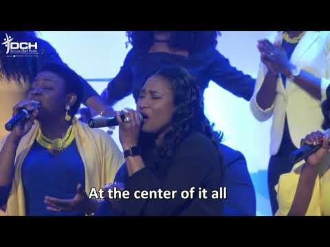 At The Center Of It All  Worship