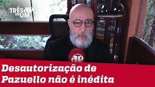 Josias de Souza: Ministério da Saúde é, agora, chefiado por cinzas
