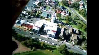 A birds eye view - Over Launceston, Radio Controlled Glider (Albatross), Tasmania ©