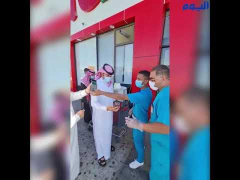 بالفيديو .. بلدية وسط الدمام تباشر التأكد من تفعيل