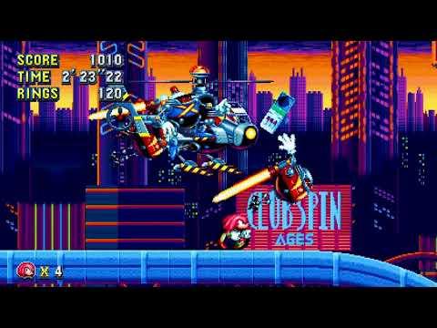 Видео № 0 из игры Sonic Mania Plus (Б/У) [PS4]