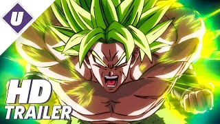 Dragon Ball Super: Broly (2019) - Official Trailer #3 (English Dubbed)