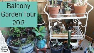 Balcony Garden Tour