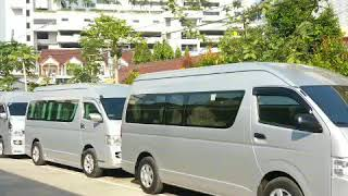 preview picture of video 'Transport and tour service in hatyai thailand'
