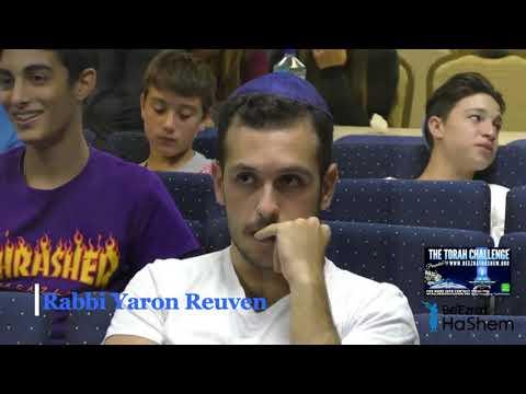 2 Different Kiruv Approaches by Rabbi Yaron Reuven
