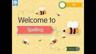 LessonBuzz Level 5 Demo - Spelling US