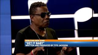 Tito Jackson Interview Part 2
