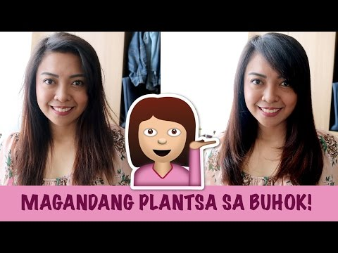 Keratin buhok restoration review