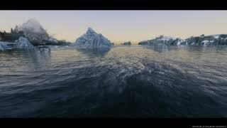Skyrim SE Mods 2020 - Water for enb