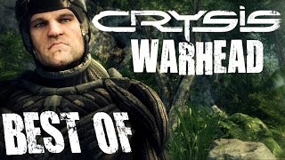 ► To nejlepší ze hry Crysis : Warhead | BEST OF | [CZ]