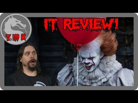 Stephen King's IT (2017) Movie Review! Scary Horror Movie!