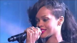 RihannaDiamondsLiveXFactorUK