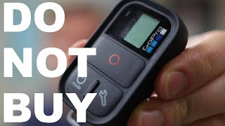 GoPro Smart Remote 2019 Review Multiple Cameras Testing | Not Reliable