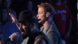 Backstreet Boys - Show 'Em (What You're Made Of)  (Austin 9-1-13)