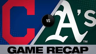 5/12/19: Perez's Homer Lifts Tribe To 5-3 Win