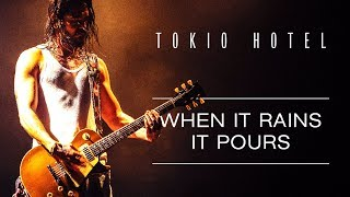 Tokio Hotel   When It Rains It Pours   Official Video