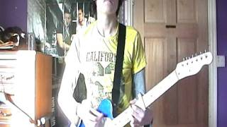 Feeder - Morning Life guitar cover