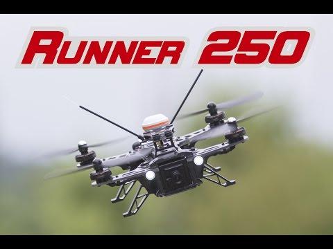 XciteRC FPV Race-Copter Runner 250 RTF