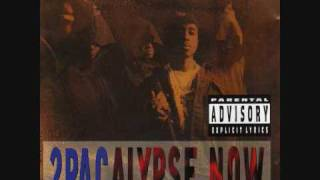 2Pac ft. Rappin' 4 Tay - I'll Be Around (If My Homie Calls) (Na$ Remix)