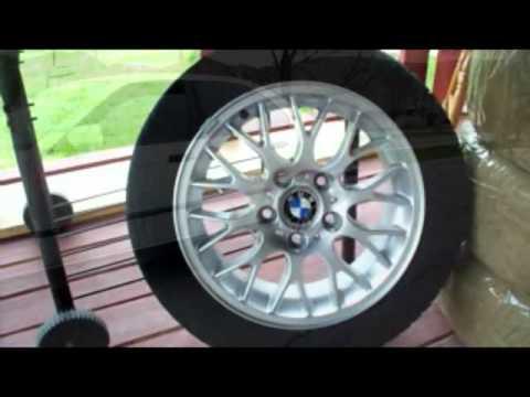 Bmw E36 325i Wheel UpGrade