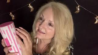ASMR Mom Does Your Fairy Makeup Whispered Role Play