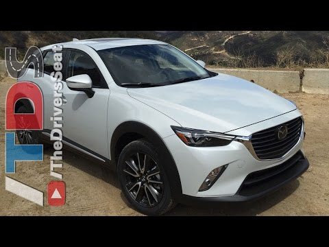 2016 Mazda CX 3 Review & First Drive