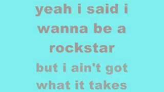 rockstar-third day (WITH LYRICS)