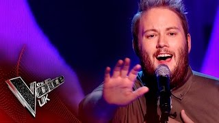 David Jackson performs 'All I Want': Blind Auditions 3 | The Voice UK 2017
