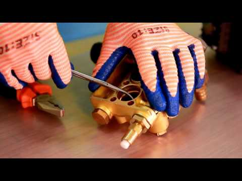 Ремонт АВД замена манжет высокого и низкого давления в помпе 3WZ