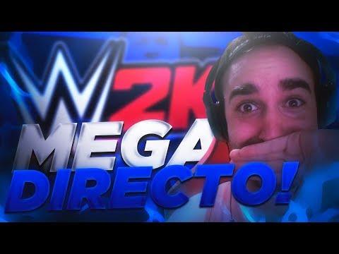 MEGA DIRECTO DE WWE 2K19!! | INTENTAMOS SUPERAR  EL RETO DEL MILLÓN DE DOLARES! | #2