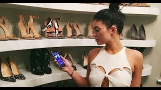 Kylie Jenner | My Old Designer Shoes Collection | Gucci, Givenchy, Christian Louboutin