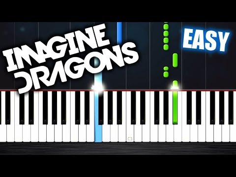 Imagine Dragons - Whatever It Takes - EASY Piano Tutorial by PlutaX