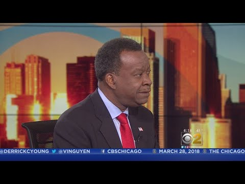 Willie Wilson Discusses His Campaign For Mayor