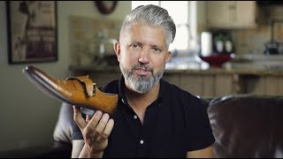 My Shoe Collection - Shoes Men Need In Your 40s