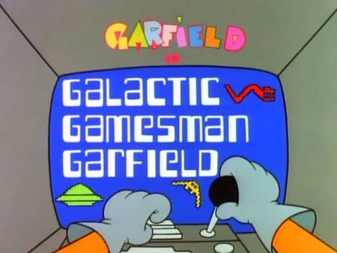 (E067 Lat) - Garfield Y Sus Amigos - El Jugador Galáctico