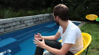 My Leisure Pool with Swim Jets (feat. Jeremy Gutsche)