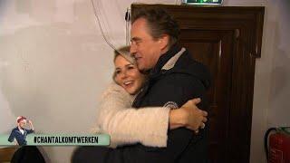 Chantal ontmoet jeugdidool Joep Sertons - CHANTAL KOMT WERKEN