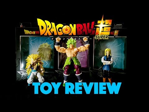 Toy Review Unboxing Dragon Ball Super Dragon Stars Series 6