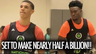 How Lonzo Ball And These NBA Players Are Set To Make Nearly Half A Billion
