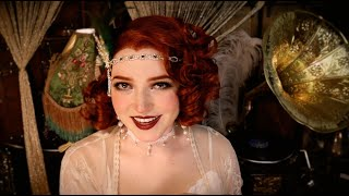 ASMR 1920s Party Chatter