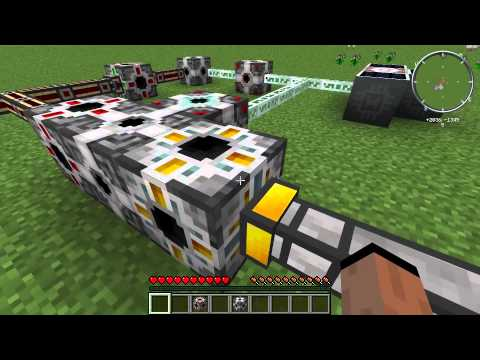 Spotlight Power Converter Minecraft Mod
