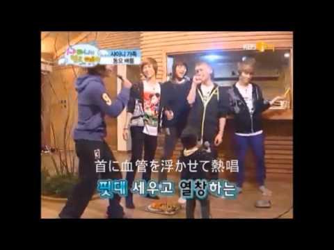 Download Shinee Hello Baby Jongyu Cut 3 3 Video 3GP Mp4 FLV