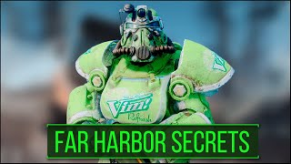 Fallout 4: Top 5 Far Harbor Secrets and Easter Eggs You May Have Missed in Fallout 4's Final DLC