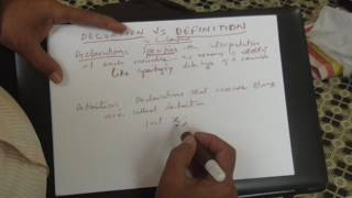 Variable declaration VS Definition in C   language